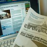 Presse papier et web