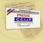 carte de presse élections 2009