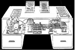 Avec le memex, les principes de la recherche sont posés, mais le système est individuel