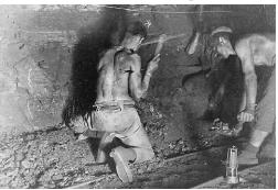 Le travail des mineurs tel que le découvrira George Orwell