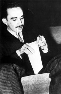Gabriel Garcia-Marquez jeune journaliste