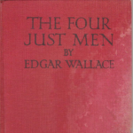 The Four Just Men d'Edgar Wallace